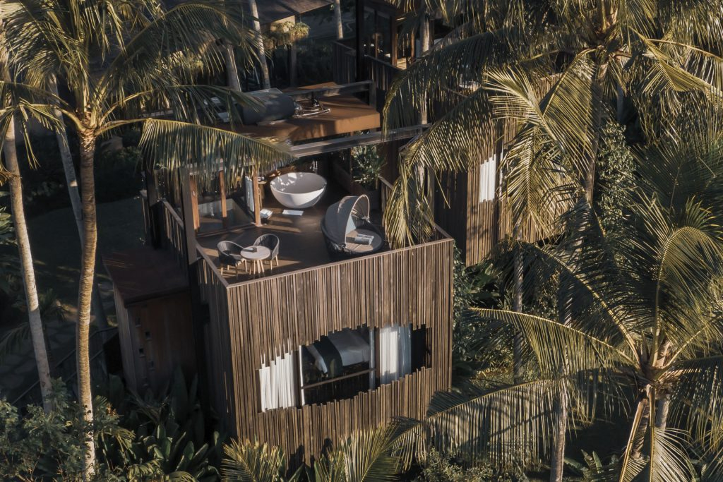 Desain Minimalis Nirjhara Bali