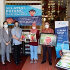 Celebrity Chef Chandra Yudasswara Berkolaborasi dengan Four Points Surabaya dalam Acara Four Hands Dinner