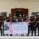 Grup Harris Malang Berbagi Kebaikan dan Bersama Lawan Covid-19