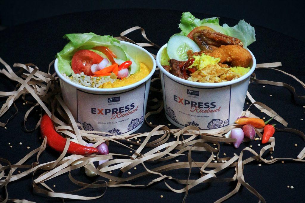 Menu Spesial Kemerdekaan Holiday Inn Express Jakarta Wahid Hasyim