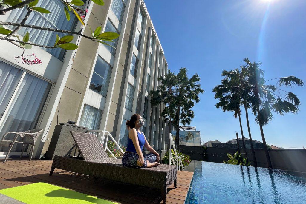 Bangkit Dari Matisuri : Staycation 24 Jam Hanya di Premier Place