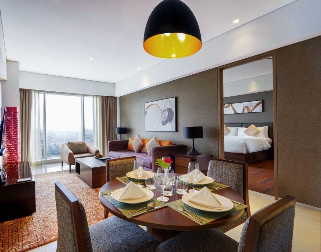 Oakwood Hotel and Residence Surabaya