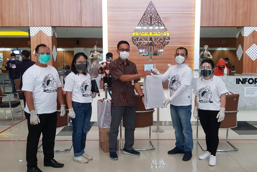 Hotel ini Donasi Makanan Sehat untuk Tenaga Medis di Yogyakarta