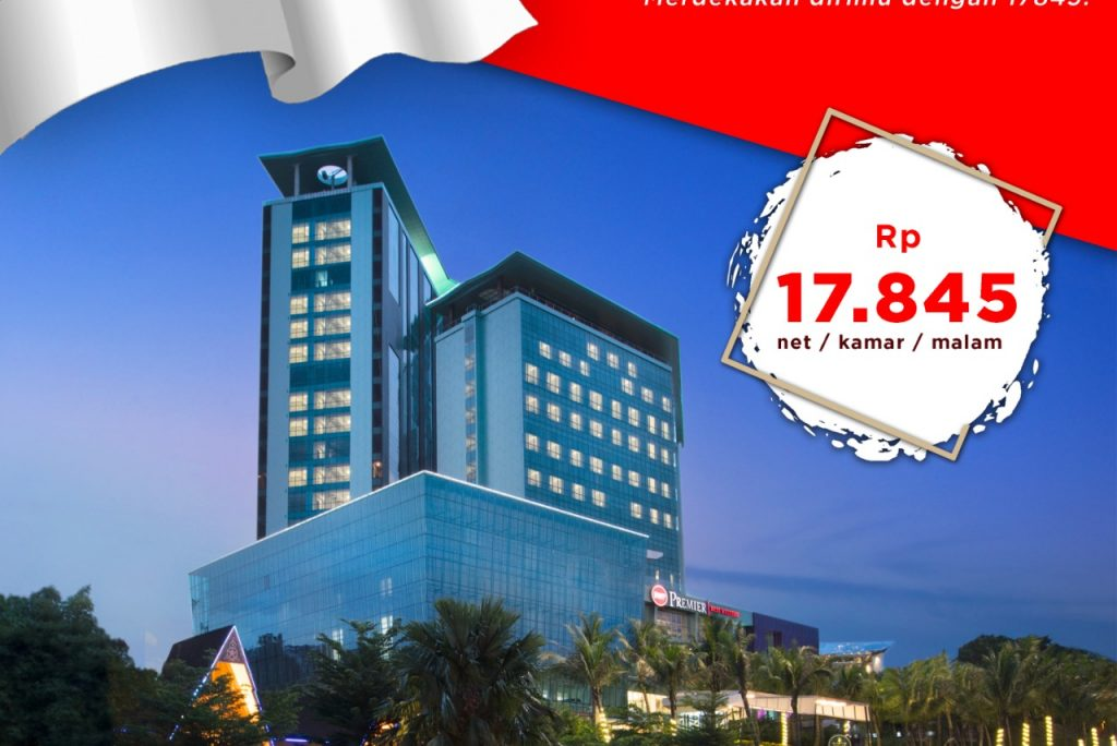 Merdeka Surprise Best Western Premier Panbil Hanya Rp 17.845 nett / kamar!