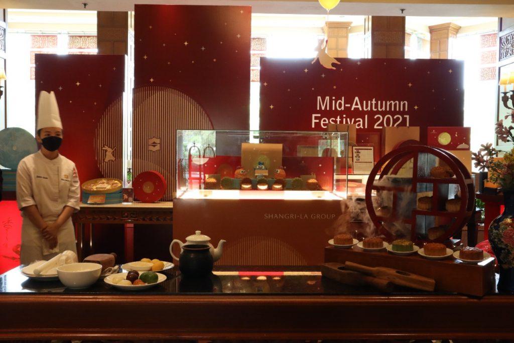 Rayakan Hari Jadi ke-50 Shangri-La Hotel Surabaya Adakan Festival Pertegahan Musim Gugur.