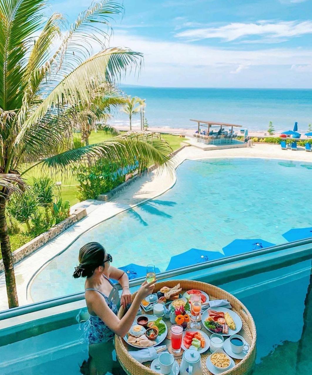 Hotel dengan pemandangan pantai di Bali