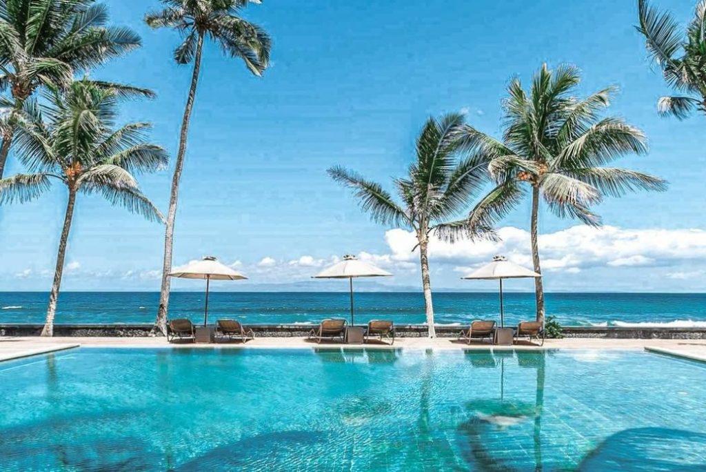 Staycation dengan Pemandangan Pantai Indah di Bali