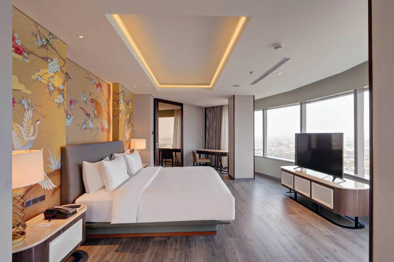Staycation nyaman di Mercure Jakarta Gatot Subroto