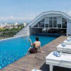 Nirjhara Bali, Hotel dan Resort Mewah Minimalis Dengan Konsep Nature And Traditional Modern