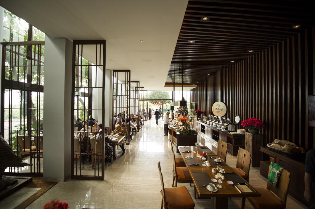 Restoran Amaryllis Boutique Resort