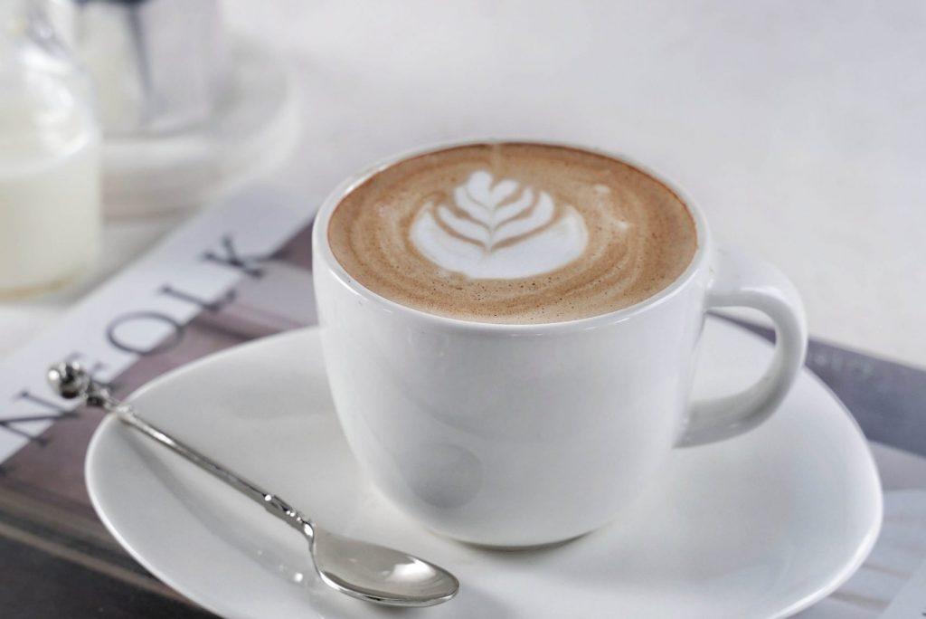 Coffee Shop Artsy di Pusat Kota Bandung