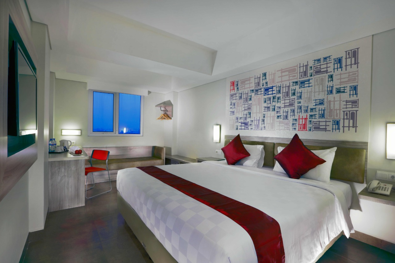 Deluxe Room Grand Cordela Bandung