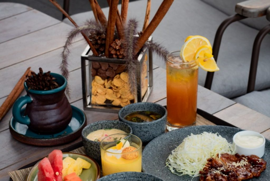 Festive Lunch, Promo Makan Hemat ala Swiss-belresort Dago Heritage