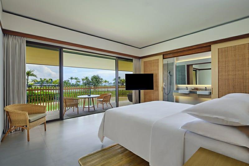 Beragam Kenyamanan di Sheraton Belitung Resort