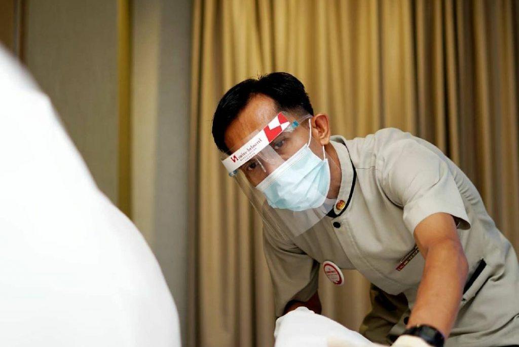Staycation Aman di Swiss-Belhotel Mangga Besar Jakarta