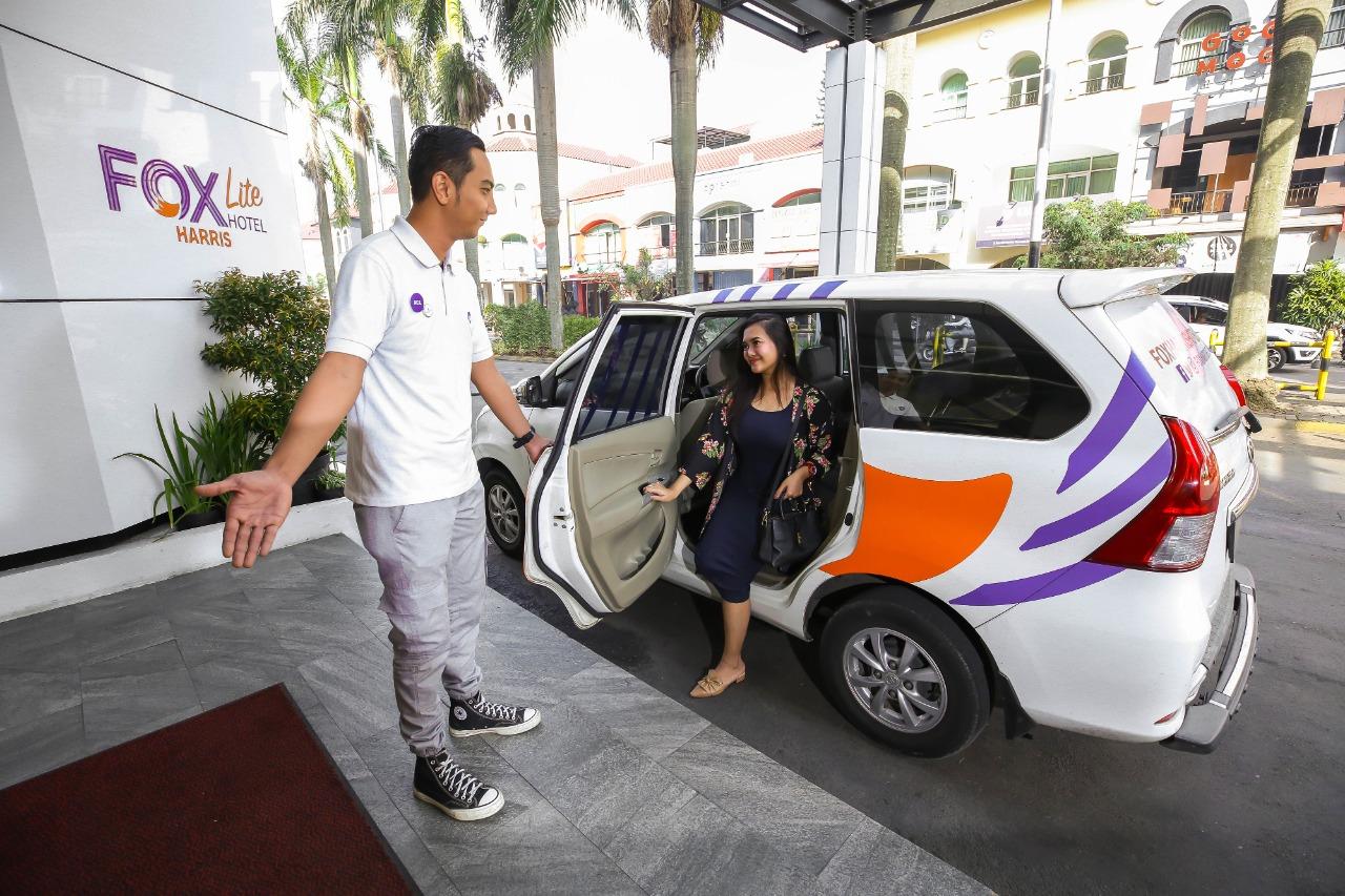 Staycation Aman & Nyaman di FOX HARRIS Lite Hotel Metro Indah Bandung