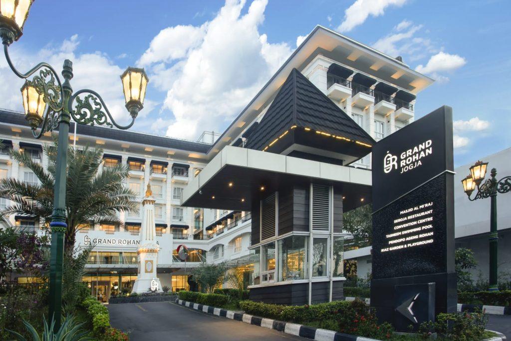 Hotel Berkonsep Syariah – Grand Rohan Jogja Tingkatkan Fasilitas dan Pelayanan