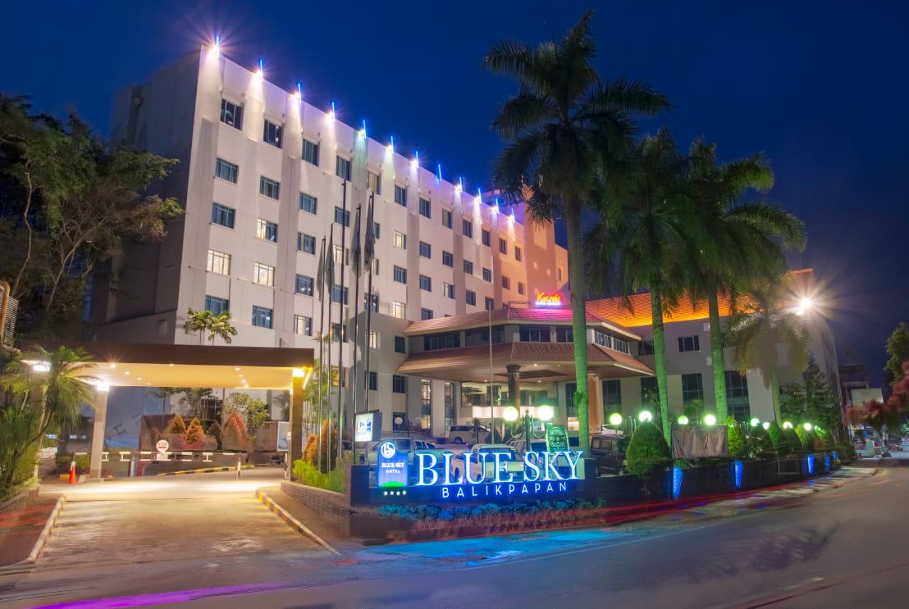 Kemewahan hotel Blue Sky Balikpapan